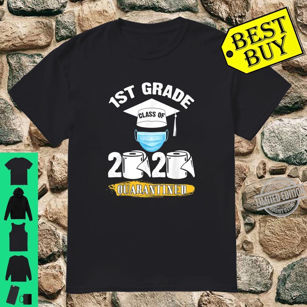 1st Grade Class of 2020 Quarantined Graduate Shirt