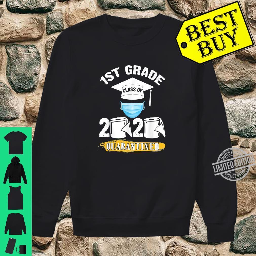 1st Grade Class of 2020 Quarantined Graduate Shirt sweater