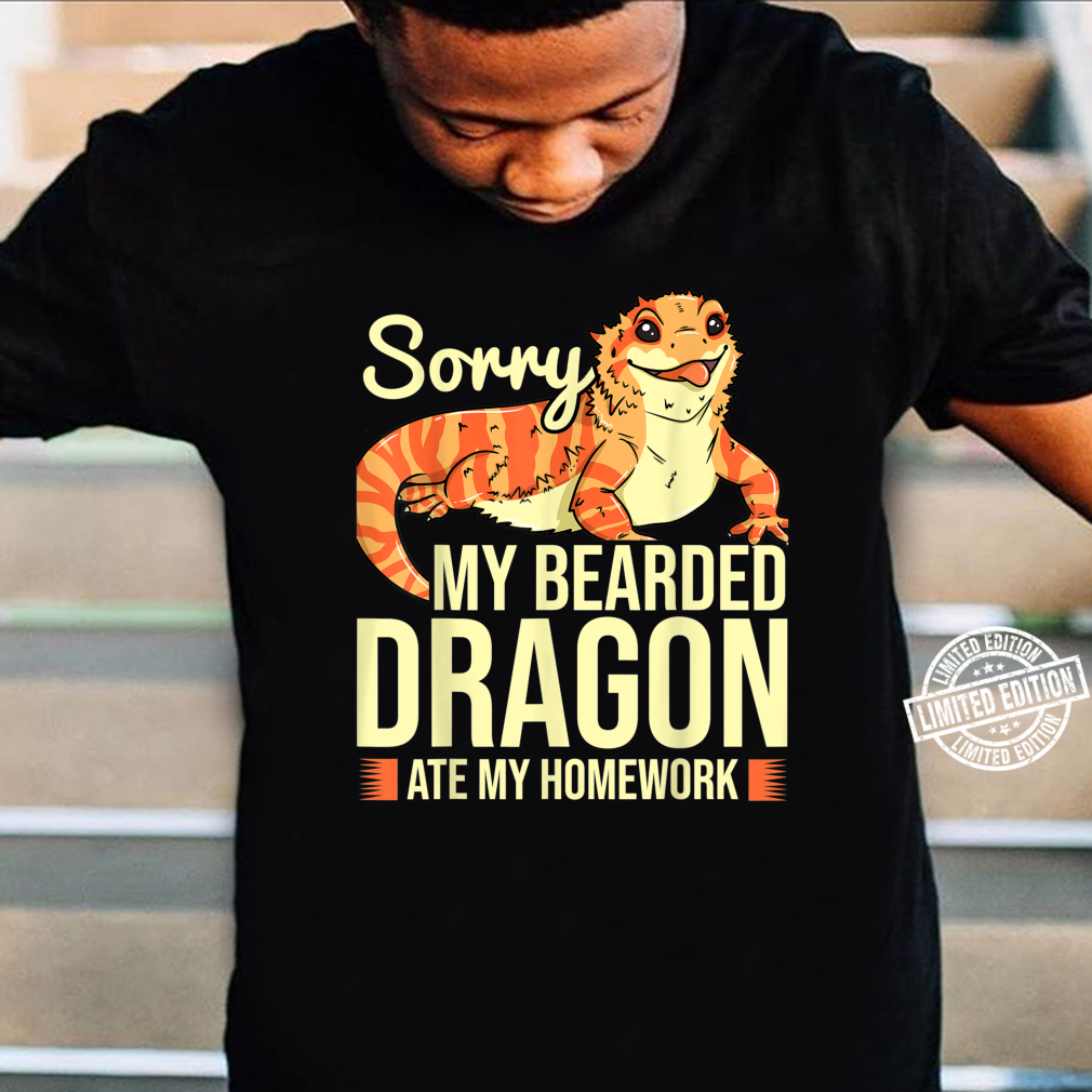Bearded Dragon Reptile Shirt