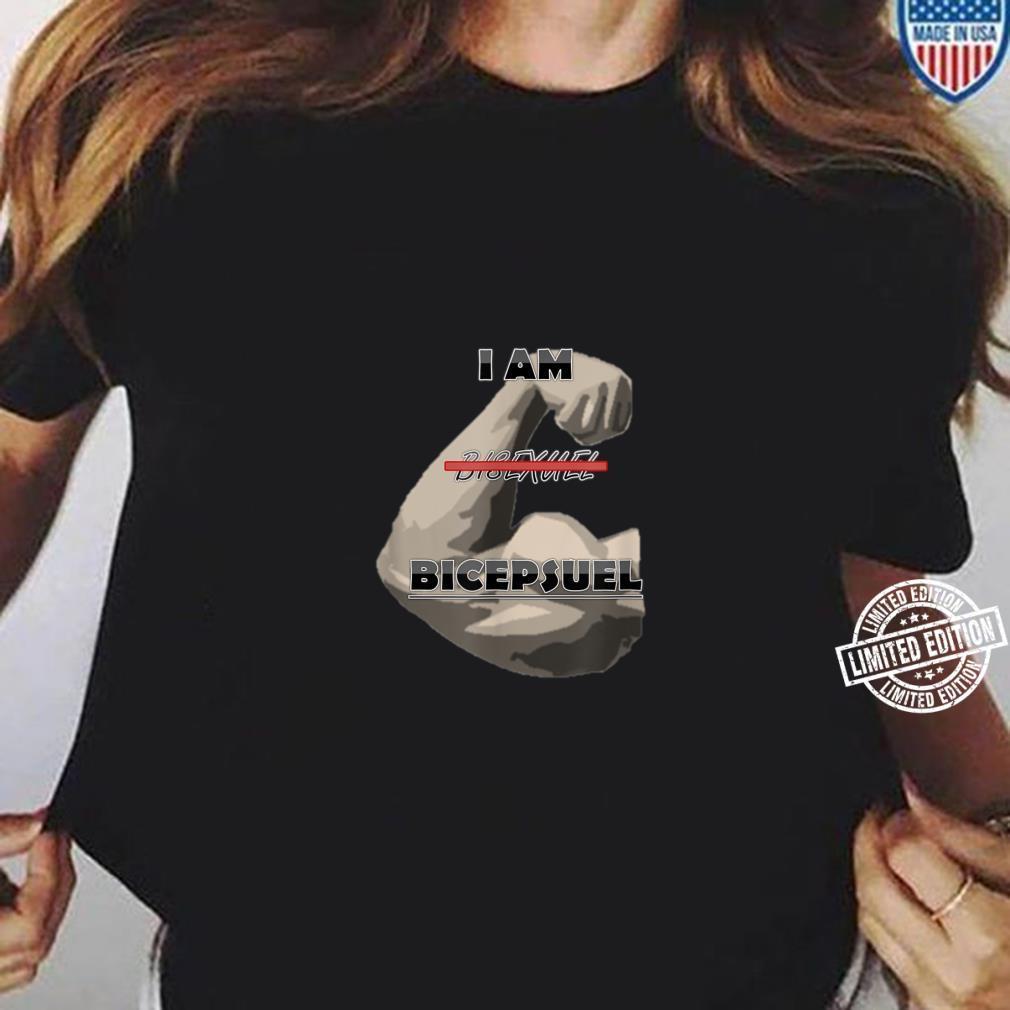 Become Bicepsuel Shirt ladies tee