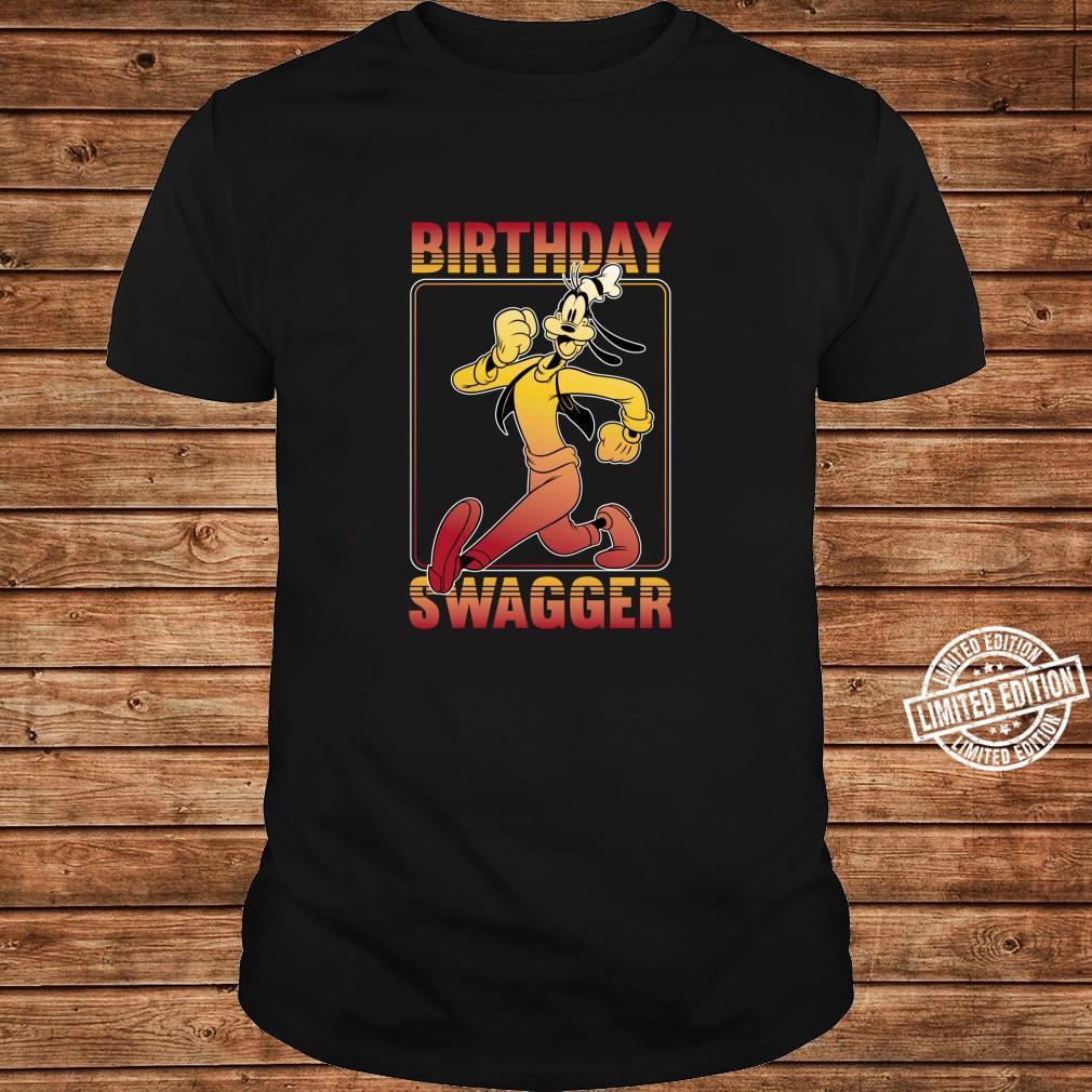Disney Goofy Birthday Swagger Langarmshirt Shirt long sleeved